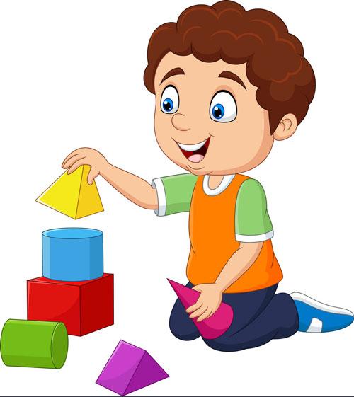 اسباب بازی های فکری و ساختنی