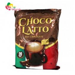 هات چاکلت چوکو لاتو   خرید محصولات برند ترابیکا از سایت میلانچ