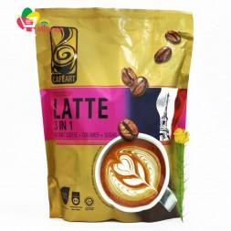 کافی لاته کافه آرت | مشخصات و ویژگیهای قهوه فوری 3 در 1 + خرید آنلاین