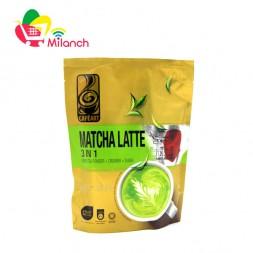 چای ماچا لاته   خرید آنلاین یک چای سبز با کیفیت و محبوب از فروشگاه میلانچ
