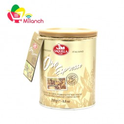 پودر قهوه اورو اسپرسو ساکوئلا | فروش محصول اصلی و مطمئن در سایت میلانچ