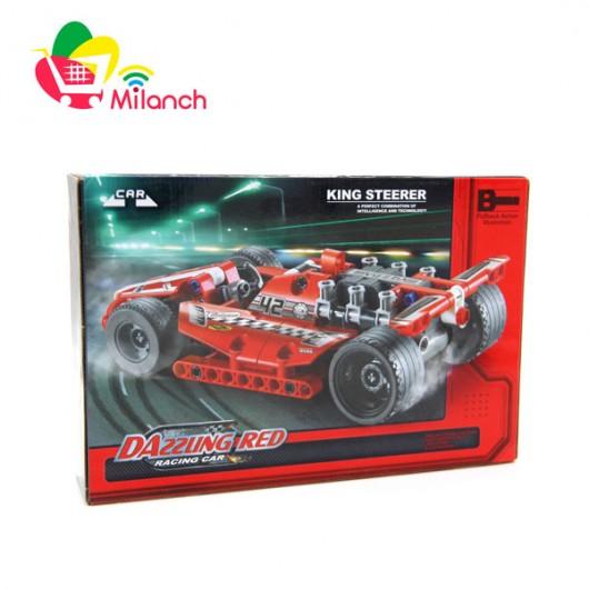 ماشین ساختنی دکول سری Dazzing Red مدل 341۲