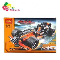 ماشین ساختنی دکول سری Black Champion مدل 3413