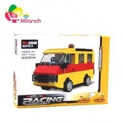 ماشین ساختنی دکول سری Mini Racing مدل 22005