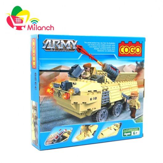 ساختنی کوگو سری نظامی Army Action مدل 3329