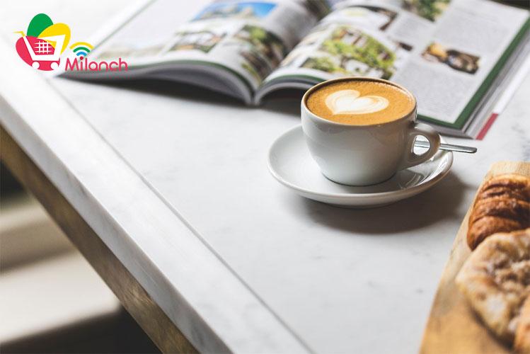 طرز تهیه کاپوچینوی کافیشاپی در منزل