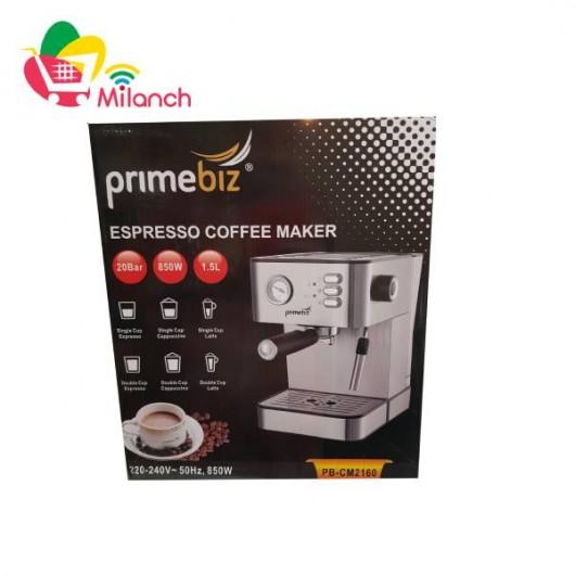 اسپرسو ساز پرایم بیز primebiz مدل PB-CM 2160